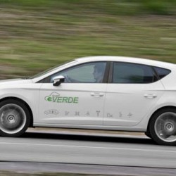 SEAT presenta el León Verde, un híbrido enchufable