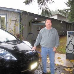 El Nissan LEAF de Steve Marsh llega a los 241.000 kilómetros. Experiencia, economía, barras perdidas…