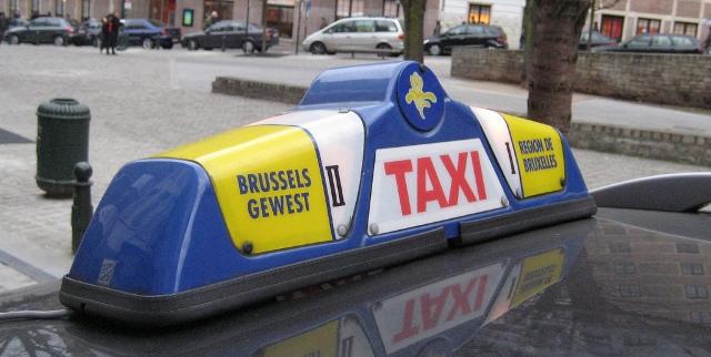 Taxi-Bruselas-electrico