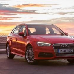 El Audi A3 Sportback e-Tron mantendrá un elevado valor después de cuatro años
