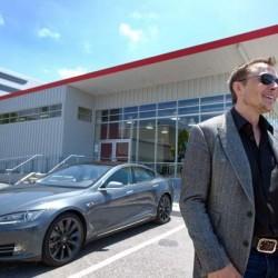 Tesla confirma el cambio de baterías para el Model S