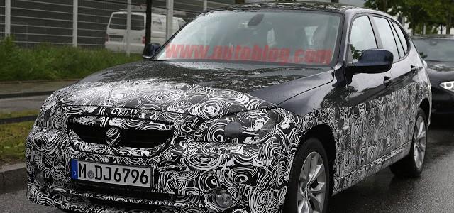 El misterioso BMW X1 eléctrico está destinado al mercado chino, y se llama Zinoro