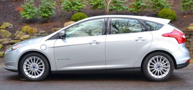 El Ford Focus eléctrico, una buena alternativa que lo tiene muy difícil