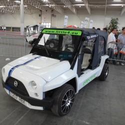 Extremadura apuesta por la movilidad eléctrica de la mano de Little Cars
