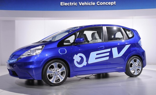 forococheselectricos1-Honda Jazz EV