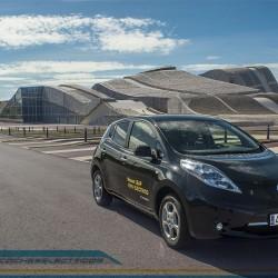 Prueba del Nissan Leaf, un mes a los mandos del eléctrico: Preliminares
