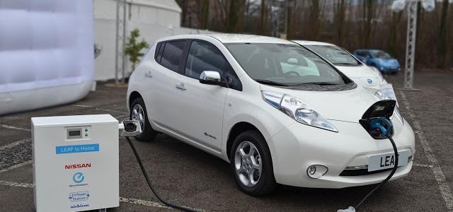 Leaf to Home, Nissan nos enseña como funciona