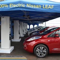 Nissan continúa ampliando su programa de recargas gratuitas para nuevos clientes