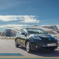 Prueba del Nissan Leaf, un mes a los mandos del eléctrico (Primera parte) El coche, autonomía