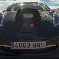 Prueba del Nissan Leaf, un mes a los mandos del eléctrico (Segunda parte) Recarga, Carwings