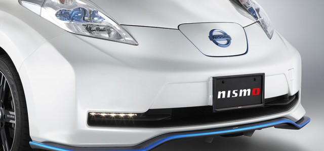 Nismo mete mano al Nissan Leaf