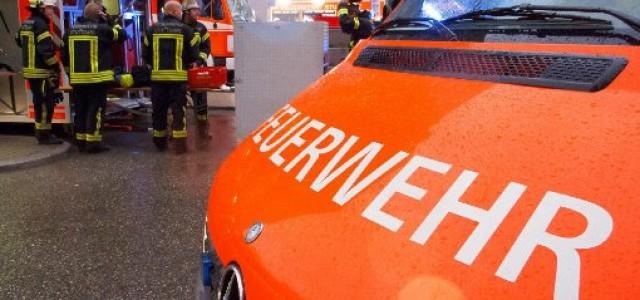 Un prototipo eléctrico de Porsche arde en un garaje