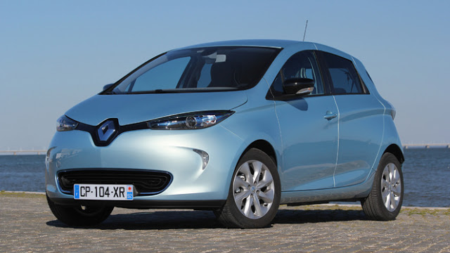 el leasing del renault zoe desde 169 euros al mes. Black Bedroom Furniture Sets. Home Design Ideas