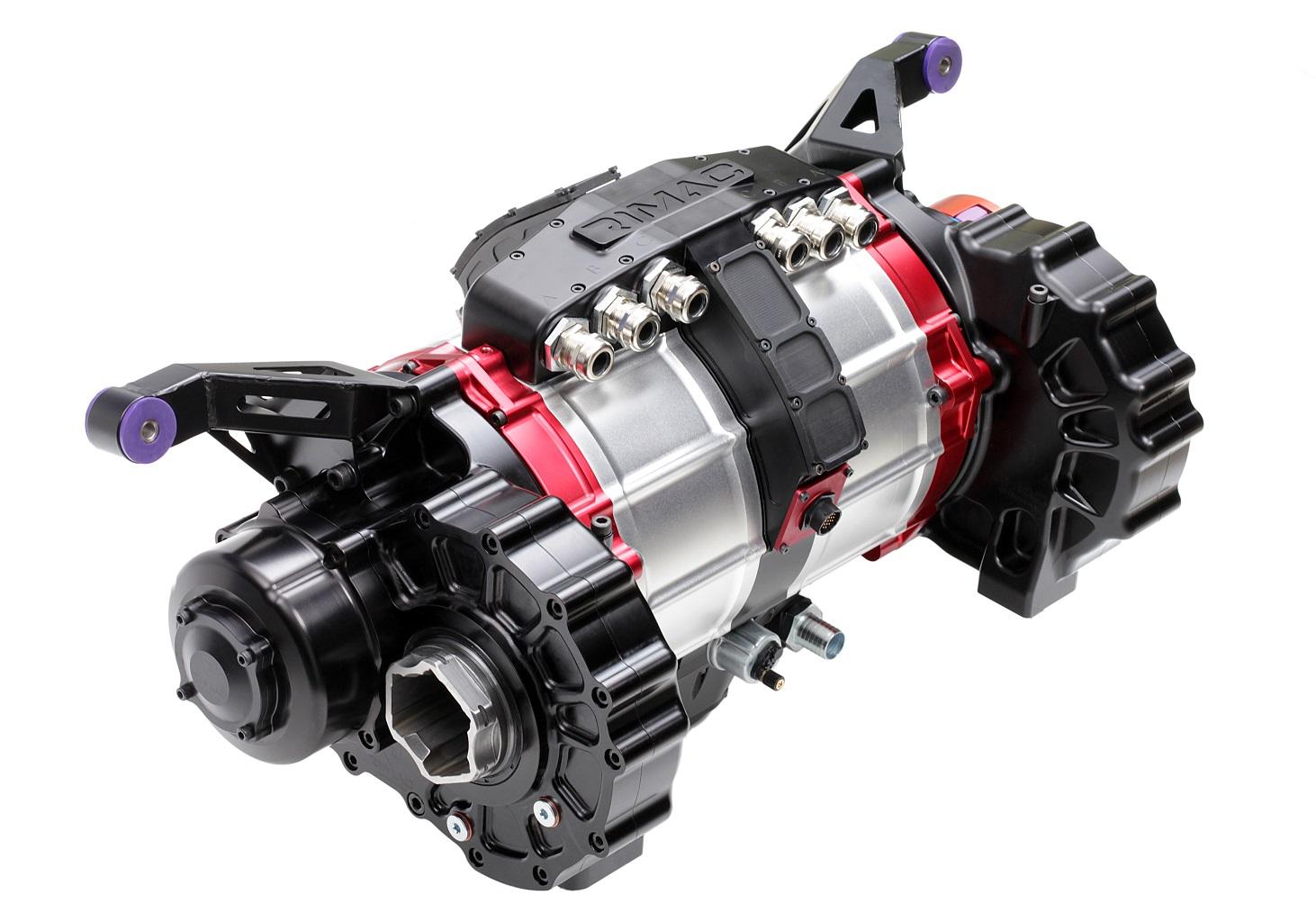 Rimac Motor Electrico 2 Forococheselectricos