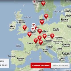 Tesla ultima su red de ventas y servicio técnico en Europa, olvidándose de España