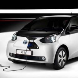El Toyota Aygo podría ser el primer coche eléctrico del fabricante japonés