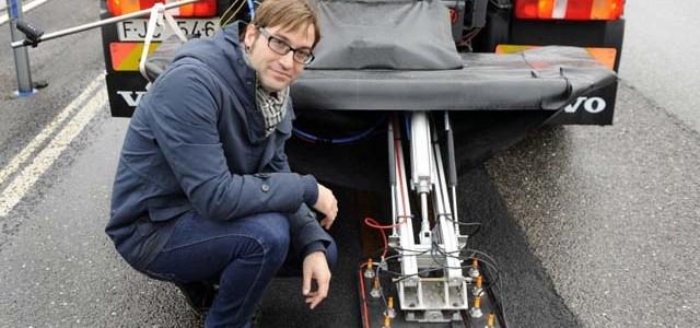 Volvo nos muestra otra solución para electrificar el transporte pesado