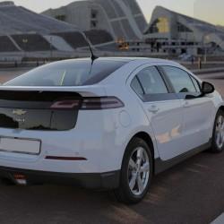 El Chevrolet Volt no ha tenido que hacer ni un sólo cambio de batería por degradación