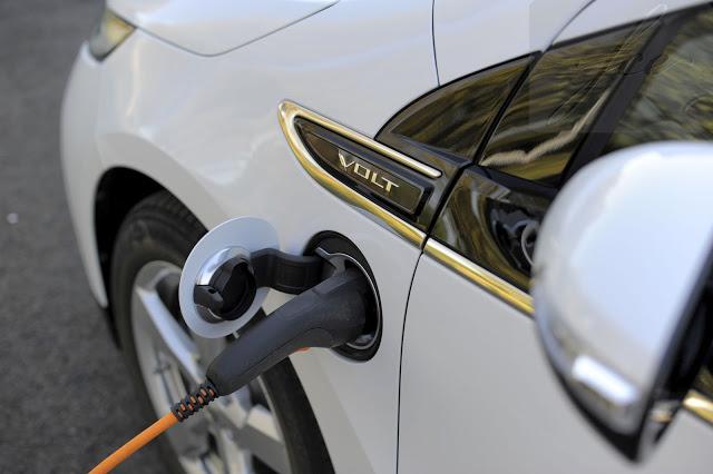 Chevrolet Volt precio