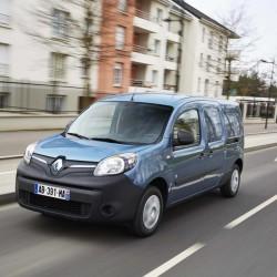 Ya disponible la nueva Renault Kangoo ZE