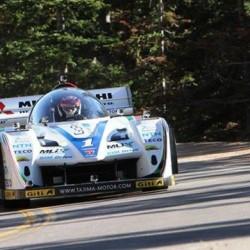 Tajima gana el Pikes Peak en categoría de eléctricos