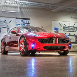 La china BAIC podría revivir Fisker