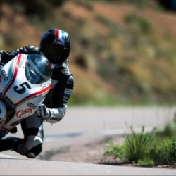 Lightning Motorcycles, la primera moto eléctrica que gana en Pikes Peak