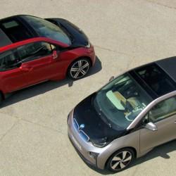 La potencia del BMW i3 en vídeo