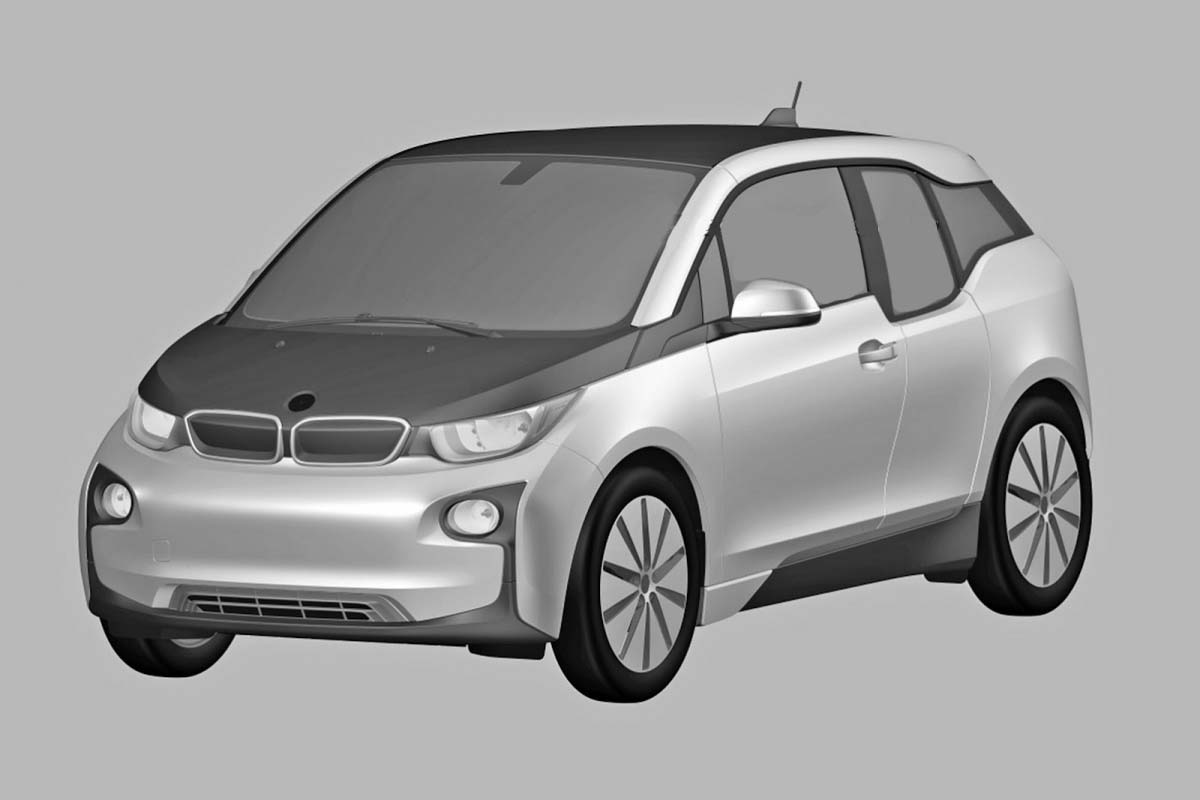 Aspecto final del BMW i3