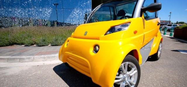 Eco-vehicles comenzará su producción en Zaragoza
