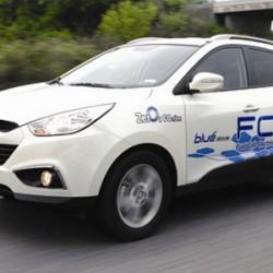 El Hyundai ix35 a hidrógeno llegará en dos meses