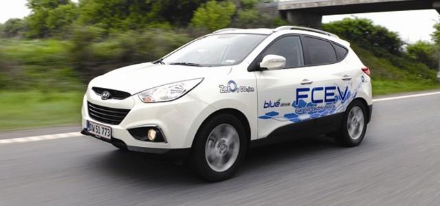 Francia matricula su primer Hyundai ix35 a hidrógeno. 600 kilómetros de autonomía