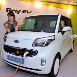 Corea se vuelca con el coche eléctrico