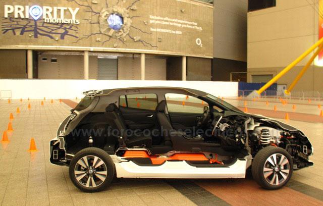 Medio-Nissan-LEAF-Londres-8