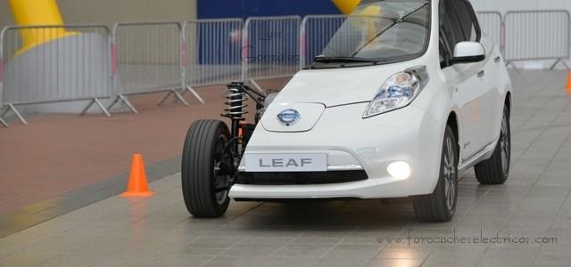 El Nissan LEAF que nos dejó a medias