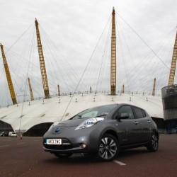 En Londres podrás alquilar un Nissan LEAF por menos de lo que cuesta el metro o el autobús