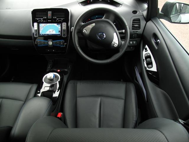 Prueba-Nissan-Leaf-London-interior