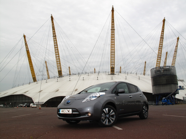 Prueba-Nissan-Leaf-London