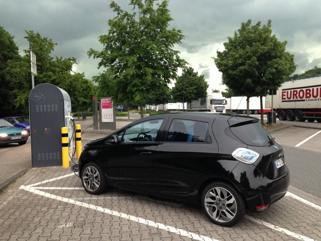 Comprar batería en el Renault ZOE