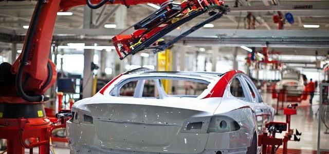 La cadena de suministros para la producción del Tesla Model 3 será más fácil de poner en marcha que la del S y X