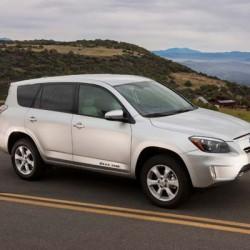 Toyota Rav 4 EV, ¿las razones de su fracaso?