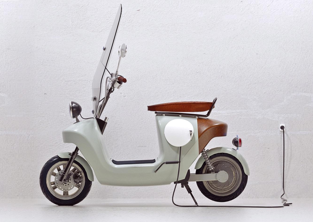 Van.Eko_Be.e_electric_scooter