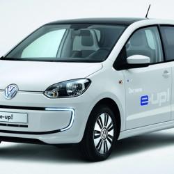 El Volkswagen e-UP! partirá desde 26.900 euros