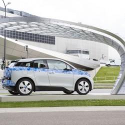 BMW i3, un adelanto a su presentación