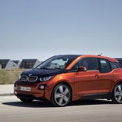 Detalles y equipamiento del BMW i3