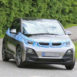 El renovado BMW i3 llegará en 2018. Mínimos cambios estéticos y algo más de potencia