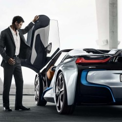 El BMW i8 Roadster premio al mejor concepto del año en los Estados Unidos