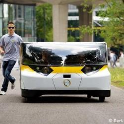 Stella, el coche solar gana la World Solar Challenge
