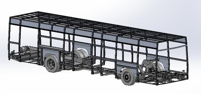 El autobús eléctrico español llegará en 2014