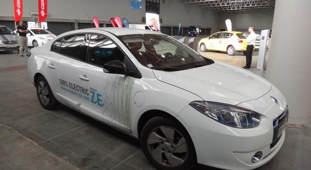 Renault vende en Chile el Fluence ZE con el sistema de baterías y recarga del ZOE